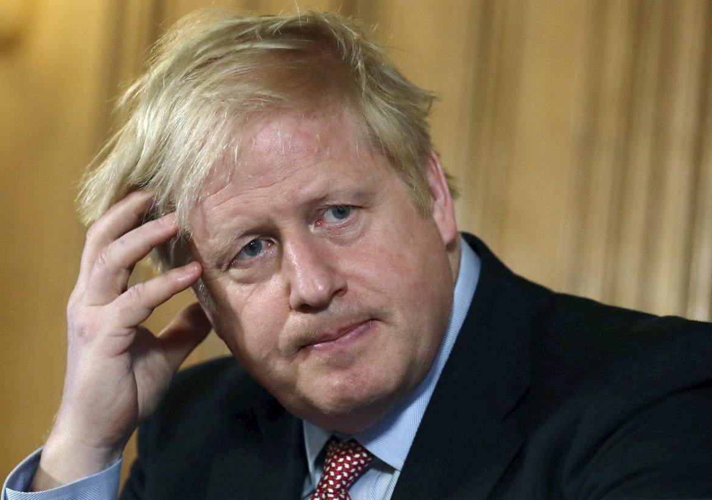 Il primo ministro britannico, Boris Johnson