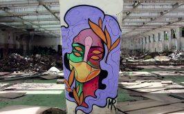 Tel Aviv graffiti fotografati da Yael Aisenthal