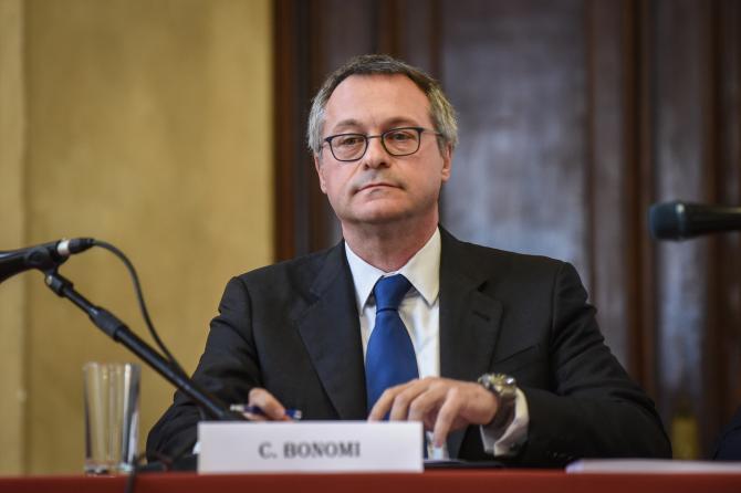 Il nuovo presidente di Confindustria Carlo Bonomi