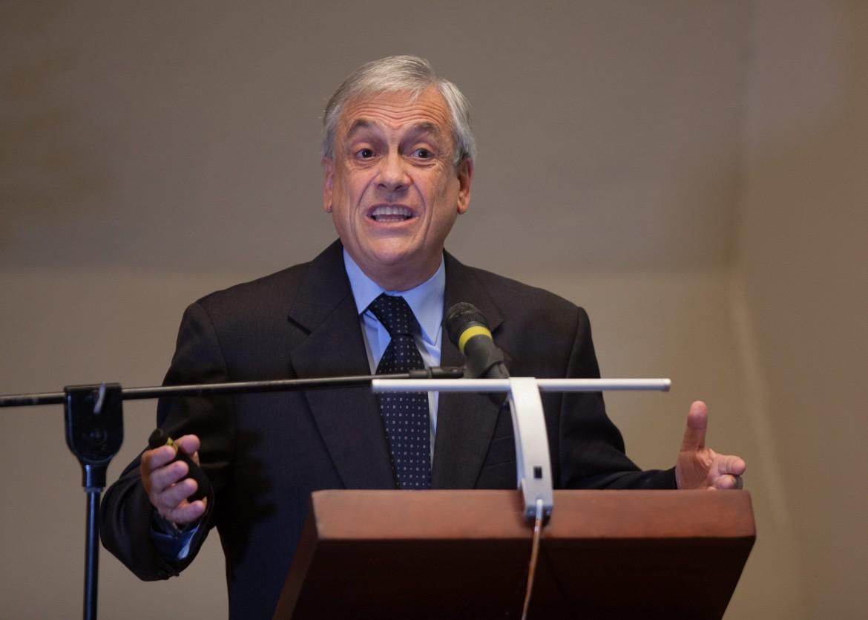 Il presidente cileno Piñera