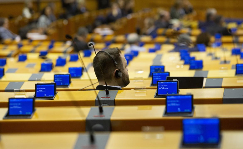 Bruxelles, parlamento europeo