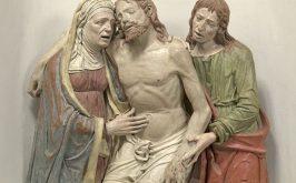 Andrea Riccio Piet Due Carrare Padova chiesa di Santo Stefano