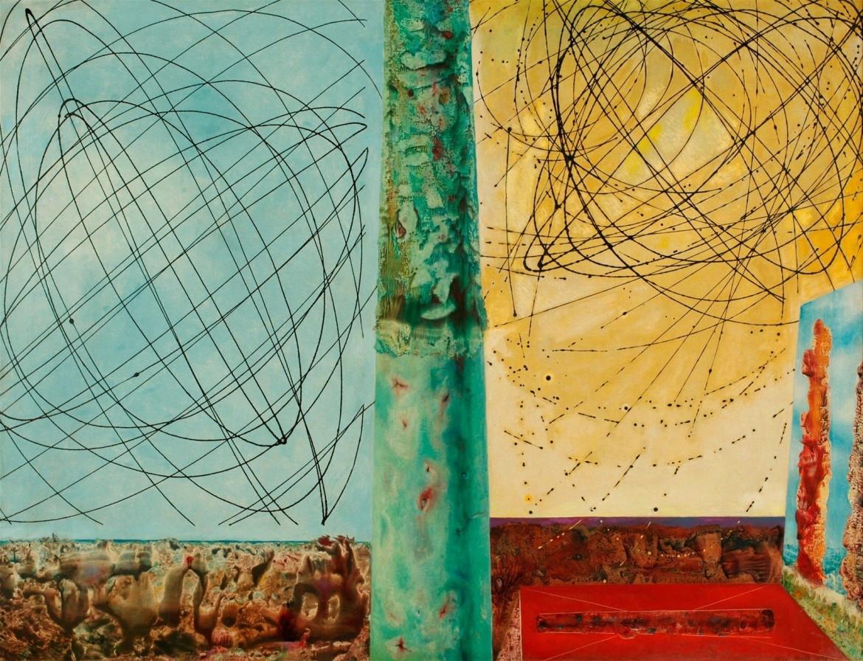 Max Ernst, La planete affolé