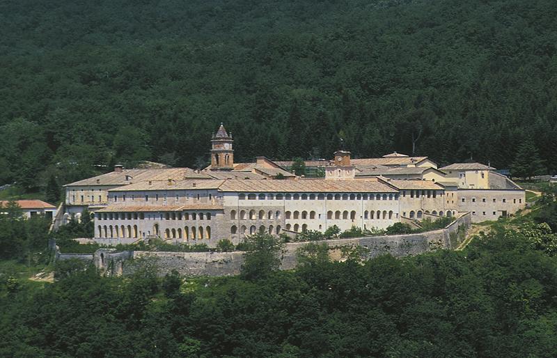 La Certosa di Trisulti (FR)
