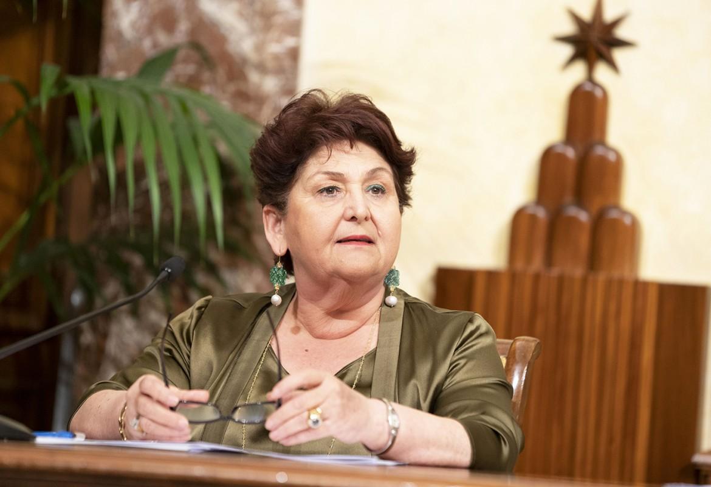 La ex ministra all'Agricoltura Teresa Bellanova