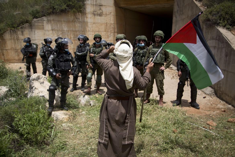 Nakba Day a Nablus