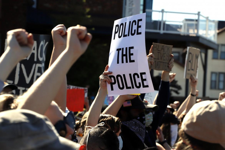 Protesta negli Usa contro le violenze della polizia