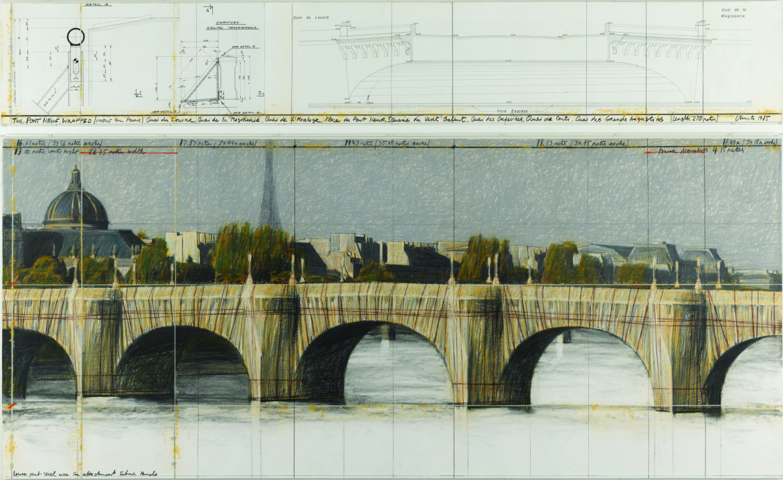 Christo e Jeanne-Claude,