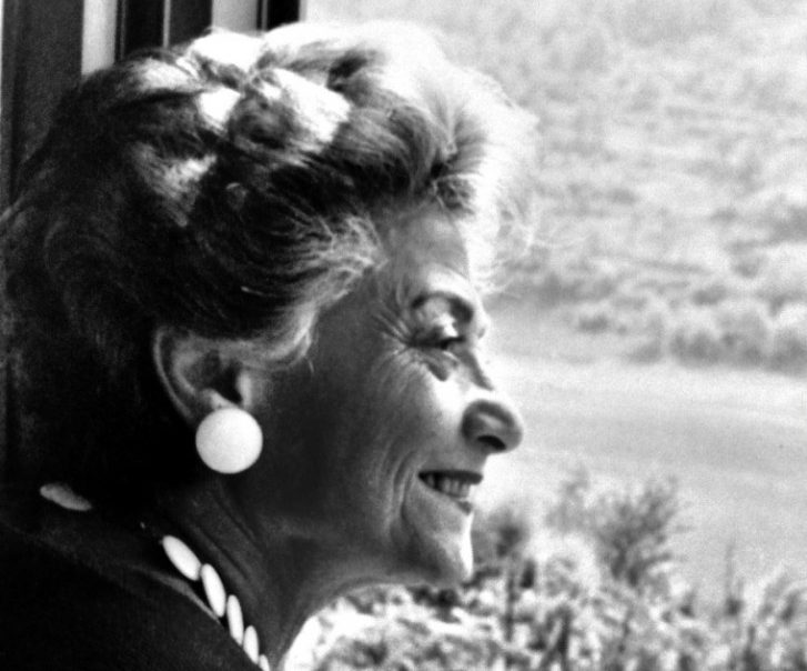 Un ritratto di Alma Sabatini (tratto dal blog della associazione