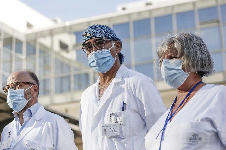 Medici dell'ospedale Spallanzani, Roma