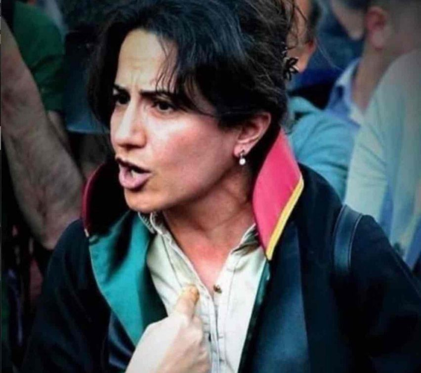 L'avvocata turca Ebru Timtik