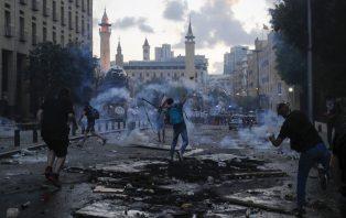 La rivolta di Beirut