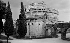 Gabriele Basilico Castel SantAngelo Archivio Gabriele Basilico Milano