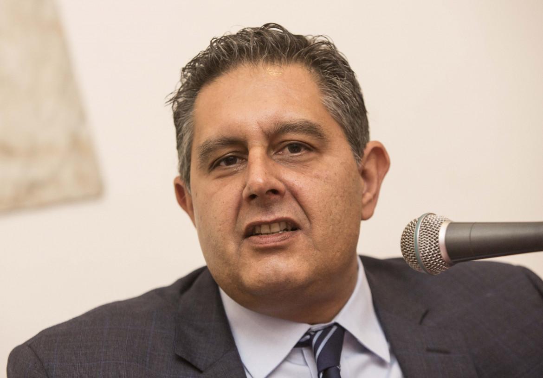 Il presidente della Liguria Giovanni Toti