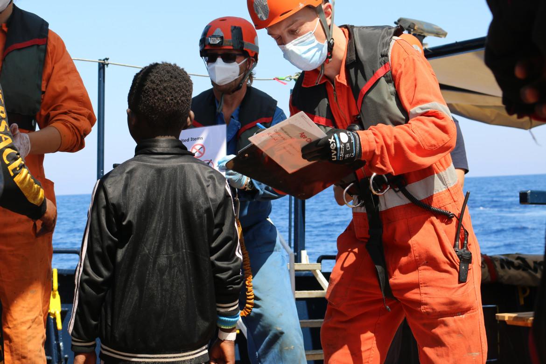 Imbarcazione di salvataggio Alan Kurdi