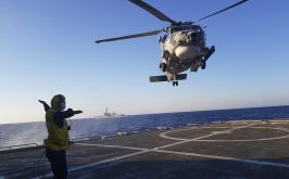 Agosto 2020 esercitazione militare congiunta Usa Grecia a sud di Creta
