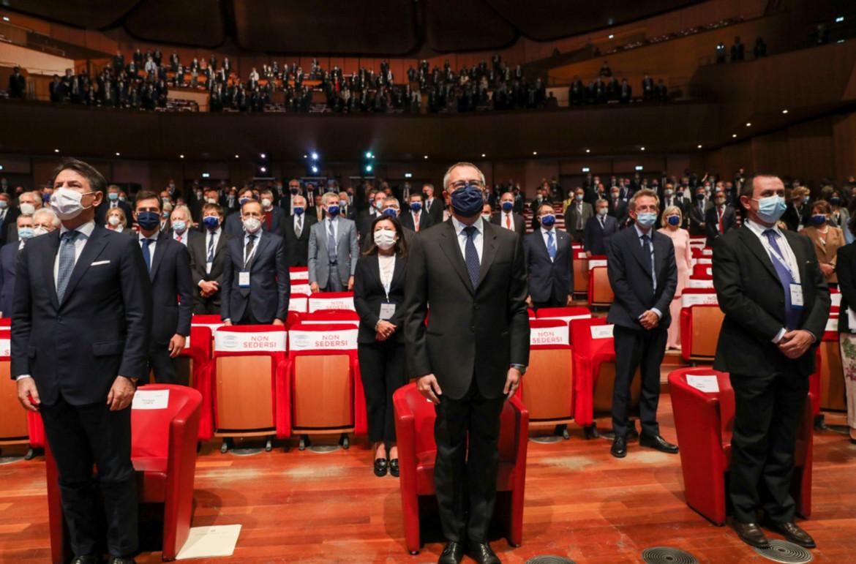 Assemblea generale di Confindustria