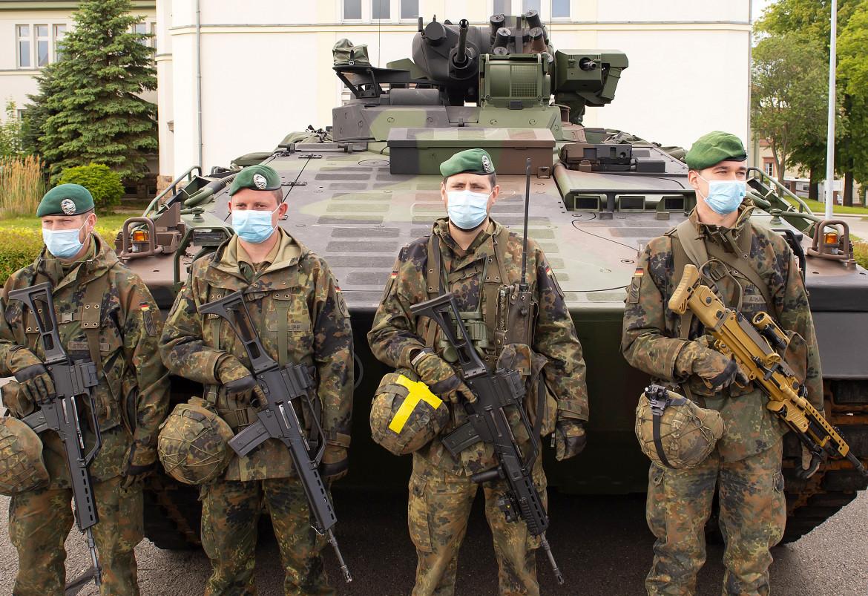 Milizie tedesche