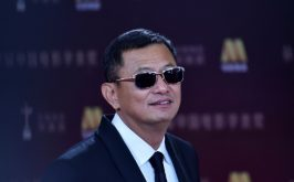 Il regista Wong Kar wai