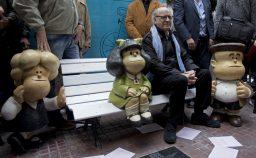 Quino e il sorriso ribelle di Mafalda