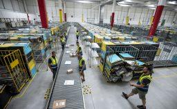 Amazon 19816 dipendenti sono stati contagiati dal Covid