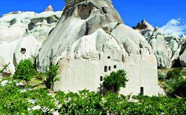 Quei paesaggi di roccia disegnati dal vento