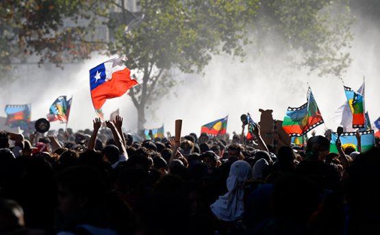 25 ottobre plebiscito storico in Cile