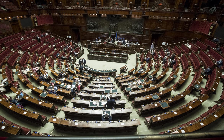 La camera dei deputati