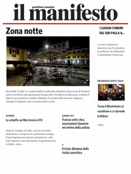 Edizione del 20102020