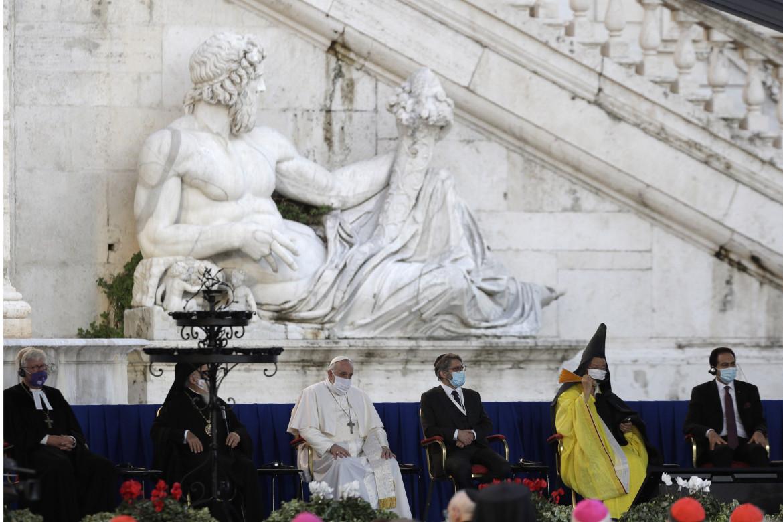 I leader religiosi a Roma