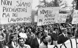 40 anni fa la sconfitta operaia alla Fiat che pesa ancora oggi