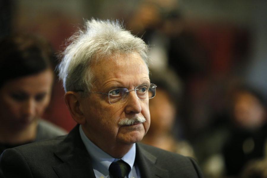 Il garante dei diritti dei detenuti Mauro Palma