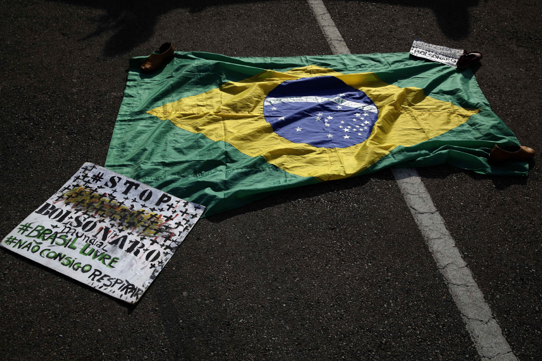Bandiera del Brasile.