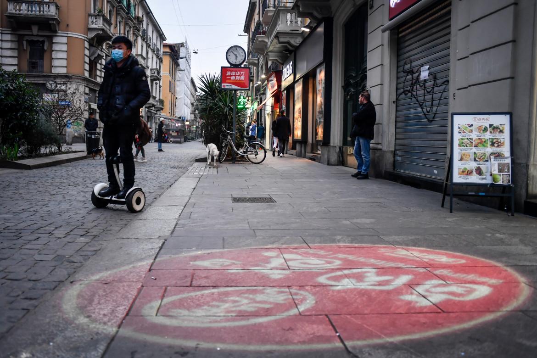 Via Sarpi la Chinatown milanese