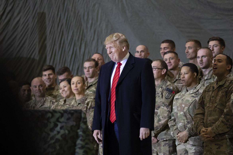 Trump in Afghanistan