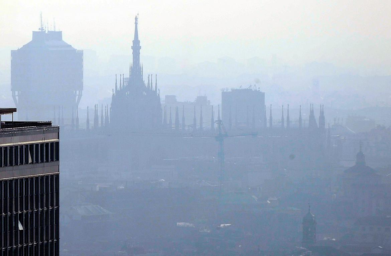 Emergenza smog a Milano
