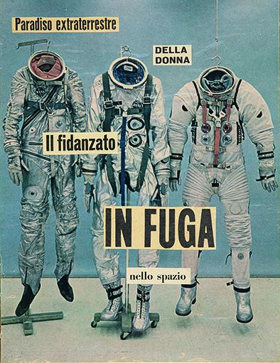 Lucia Marcucci, «In fuga», 1964
