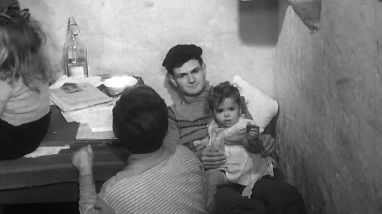 Immagine d'archivio da «Suole di vento» di Felice Pesoli
