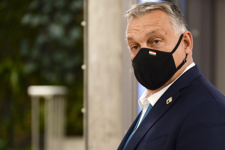 Viktor Orbán, il primo ministro ungherese