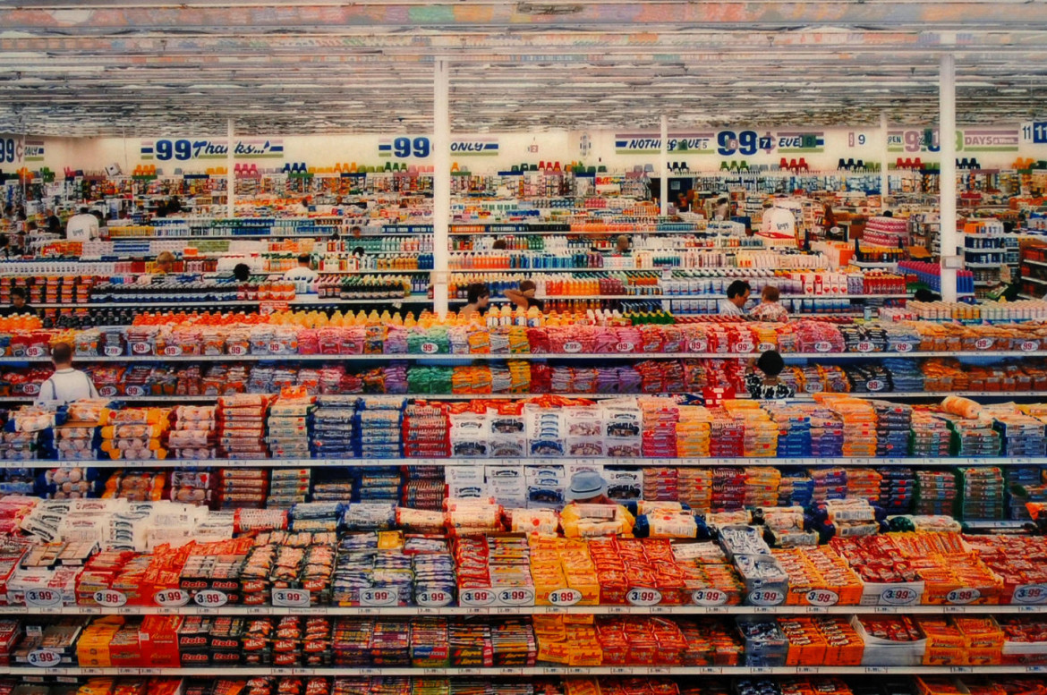 Andreas Gursky, «99 Cent», 2001
