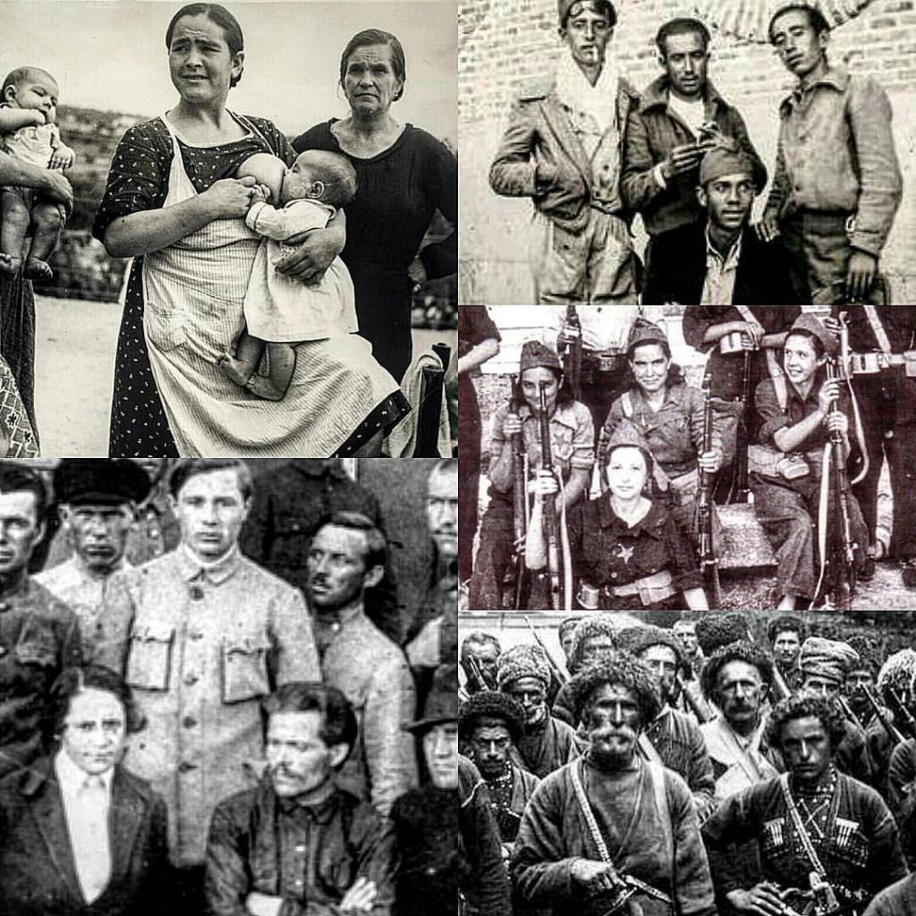 Immagini dalla storia dell'anarchismo