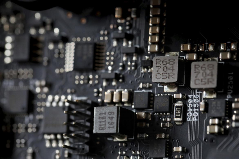 L'interno di un computer