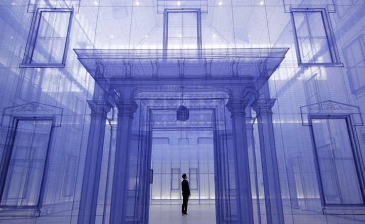Do Ho Suh, «Home within home»