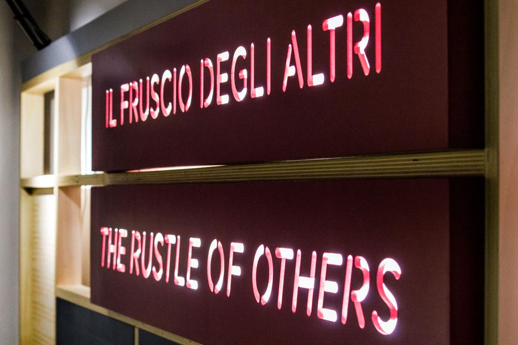 Piccolo museo del diario (Pieve Santo Stefano) ©LB