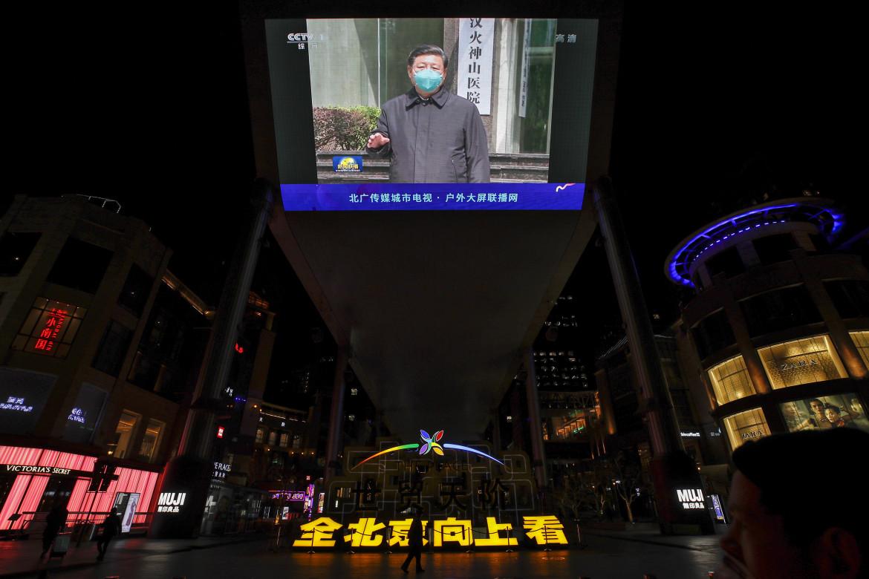 Il presidente cinese Xi Jinpin