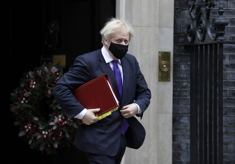 Il Primo ministro del Regno Unito, Boris Johnson