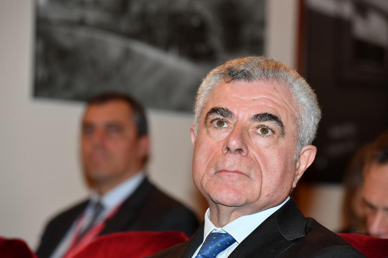 Mauro Moretti, ex ad di Gruppo Fs e Rfi