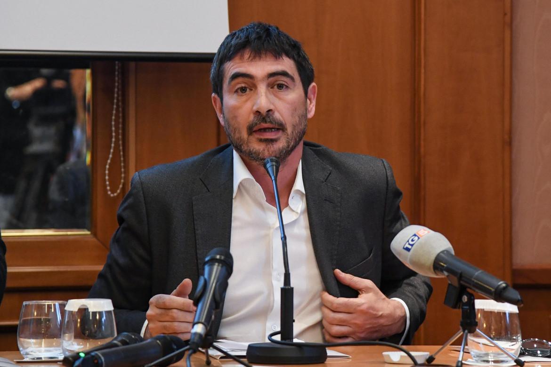 Nicola Fratoianni, primo firmatario dell'emendamento per la patrimoniale