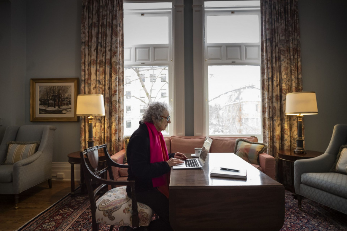 «Margaret Atwood: A Word after a Word after a Word is Power», docu di Nancy Lang e Peter Raymont (2019)