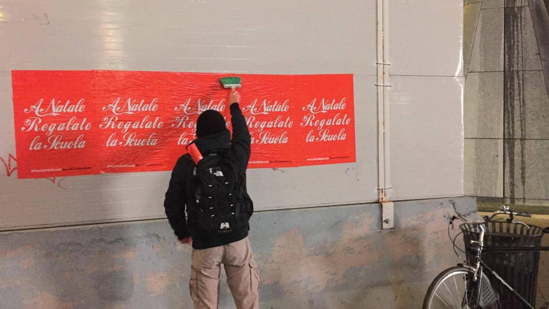 Affissioni a Milano:
